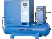 汉钟储气罐型一体(组合)式空压机AE6系列